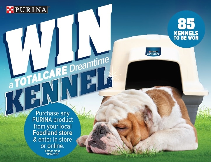 Win a Totalcare Dreamtime Kennel - picture 2