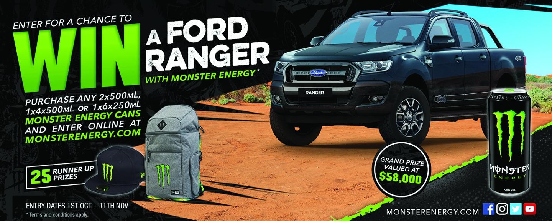 Monster Energy Ford Promo 1440 x 575