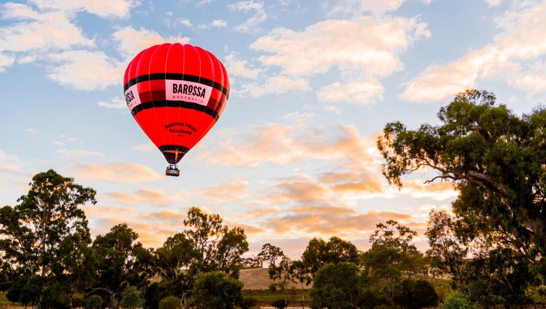 barossa ballooning