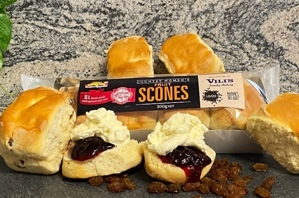 Foodland Scones