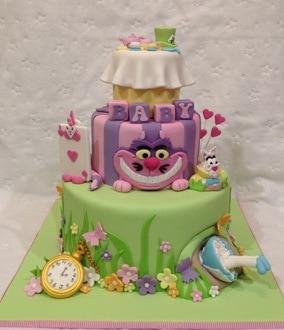 Show Cake Winner